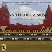 Adams & Gershwin: Works for Piano & Wind Band by Cincinnati Wind Symphony
