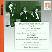 Mozart, Beethoven & Wieniawski:: Violin Concertos by Various Artists