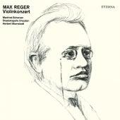 Reger: Violin Concerto by Herbert Blomstedt Manfred Scherzer