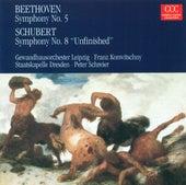Ludwig van Beethoven: Symphony No. 5 / Franz Schubert: Symphony No. 8,