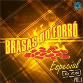 Especial, Vol. 1 (Ao Vivo) von Brasas do Forró