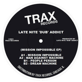 MISSION IMPOSSIBLE EP by Late Nite 'DUB' Addict