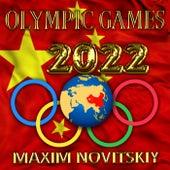 Olympic Games 2022 by Maxim Novitskiy