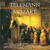 Vocal Recital (Bass): Adam, Theo - TELEMANN, G.P. / MOZART, W.A. by Various Artists