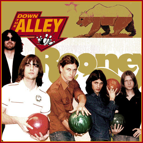 Down The Alley by Rooney