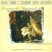 Hummel: Flute Sonata, Op. 50 - Schumann: Flute Sonata, Op. 123 -  Moszkowski:  5 Spanische Tanze (Haupt, Zenziper) by Various Artists