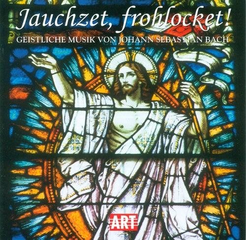 Johann Sebastian Bach: Sacred Music by Various Artists