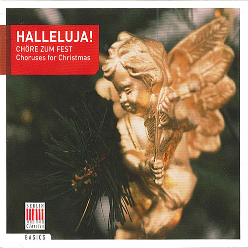 Halleluja! (Choruses for Christmas) by Various Artists