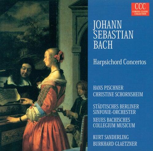 BACH, J.S.: Keyboard Concertos - BWV 1052-1054 (Pischner, Schornsheim) by Various Artists