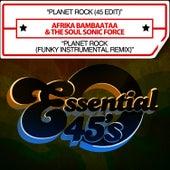 Planet Rock (Digital 45) by Afrika Bambaataa