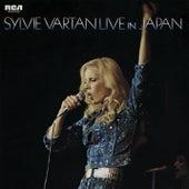 Live in Japan de Sylvie Vartan