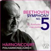 Symphony No 5: II. Andante con moto (Live) de Nikolaus Harnoncourt