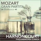 Gran Partita: V. Romance - Adagio (Live) de Nikolaus Harnoncourt