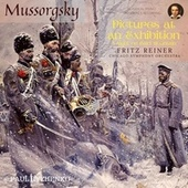 Mussorgsky: Pictures at an Exhibition, A Night on Bald Mountain de Fritz Reiner