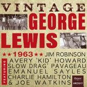 Vintage George Lewis 1963 (Live) von George Lewis
