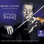 Brahms & Joachim: Violin Concertos by Danish National Symphony Orchestra
