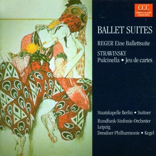 Reger & Stravinsky: Ballet Suites by Various Artists