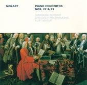 MOZART, W.A.: Piano Concertos Nos. 22 and 23 (Schmidt, Dresden Philharmonic, Masur) by Kurt Masur