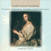 TELEMANN, G.P.: Chamber Music (Rameau Trio) by Various Artists