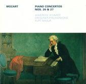 Wolfgang Amadeus Mozart: Piano Concertos Nos. 26 and 27 (Schmidt, Dresden Philharmonic, Masur) by Various Artists
