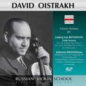 Beethoven: Violin Sonatas Nos. 2 & 3 - Brahms: Symphony No. 3 (Live) by David Oistrakh