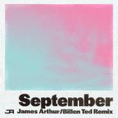 September (Billen Ted Remix) by James Arthur