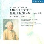 Bach: Sinfonias Wq. 182 & 183 von Various Artists
