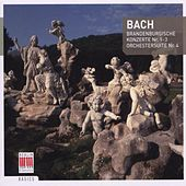Bach: Orchestral Suite No. 4 & Brandenburg Concertos Nos. 1-3 by Various Artists