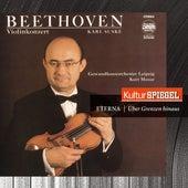 Beethoven: Violin Concertos - Romances (KulturSpiegel - Eterna - Über Grenzen hinaus) by Various Artists