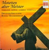 Sacred Choral Music by Dresdner Kreuzchor