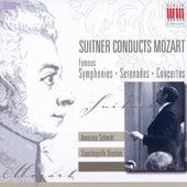 Mozart: Famous Symphonies, Serenades & Concertos by Various Artists