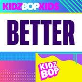 Better de KIDZ BOP Kids