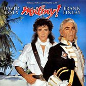 Mutiny! (Original London Cast Recording) de Various Artists