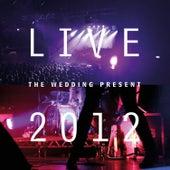 Live 2012 von The Wedding Present