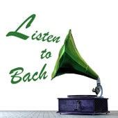 Listen to Bach von Various Artists