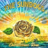 Embroidered Rose by The Sundogs