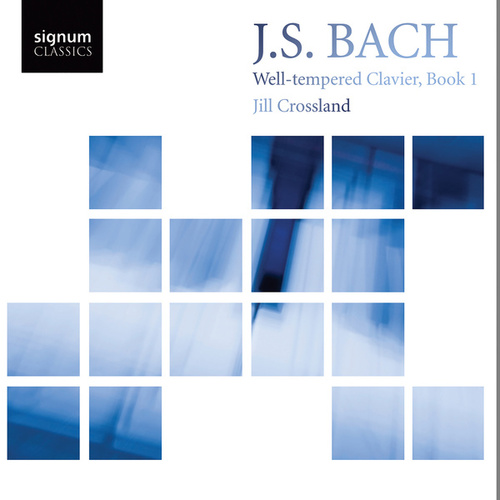 J.S. Bach: Well-Tempered Clavier, Book 1 by Jill Crossland