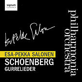 Gurrelieder by Philharmonia Orchestra