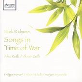Songs in Time of War by Alison Nicholls