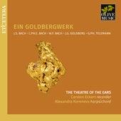 Bach / Bach / Bach / Goldberg / Telemann: Ein Goldbergwerk von The Theatre Of The Ears