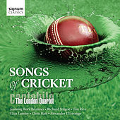 Songs of Cricket de Various Artists