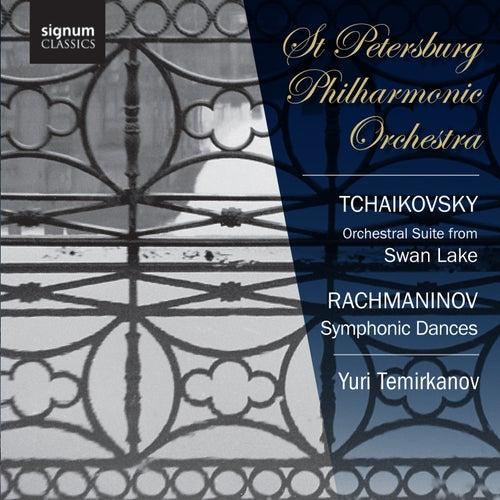 Tchaikovsky: Swan Lake Suite, Rachmaninov: Symphonic Dances by St. Petersburg Philharmonic Orchestra