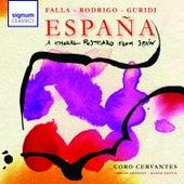 España - A Choral Post Card from Spain by Coro Cervantes