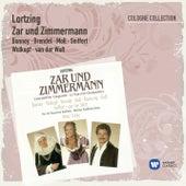 Zar und Zimmermann - Komische Oper in drei Aufzügen (Gesamtaufnahme in deutscher Sprache) de Wolfgang Brendel