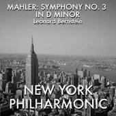 Mahler: Symphony No. 3 in D Minor de Leonard Bernstein