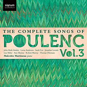 The Complete Songs of Poulenc, Vol.3 by Various Artists