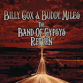 The Band of Gypsys Return de Buddy Miles