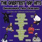 The Greatest Rap Hits from Down South New Orleans Vol. 1 by Various Artists