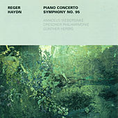 Reger: Piano Concerto, Op. 114 / Haydn: Symphony No. 95 by Various Artists