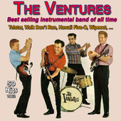 The Ventures - Best Selling Instrumental Band of All Time - Walk Don't Run (50 Hits 1962) de The Ventures